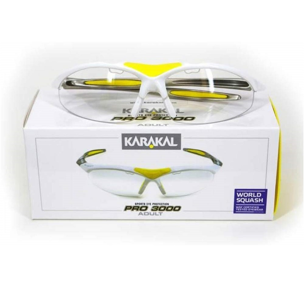 Karakal Pro Eye 3000 squash glasses комплект1