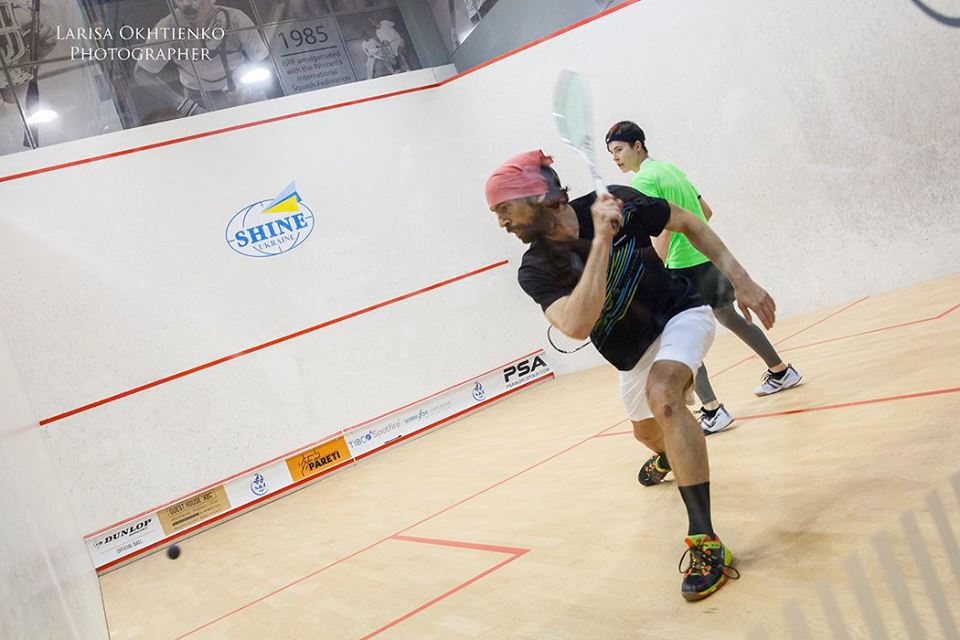 Pareti Squash Open»-2016: Ударное завершение
