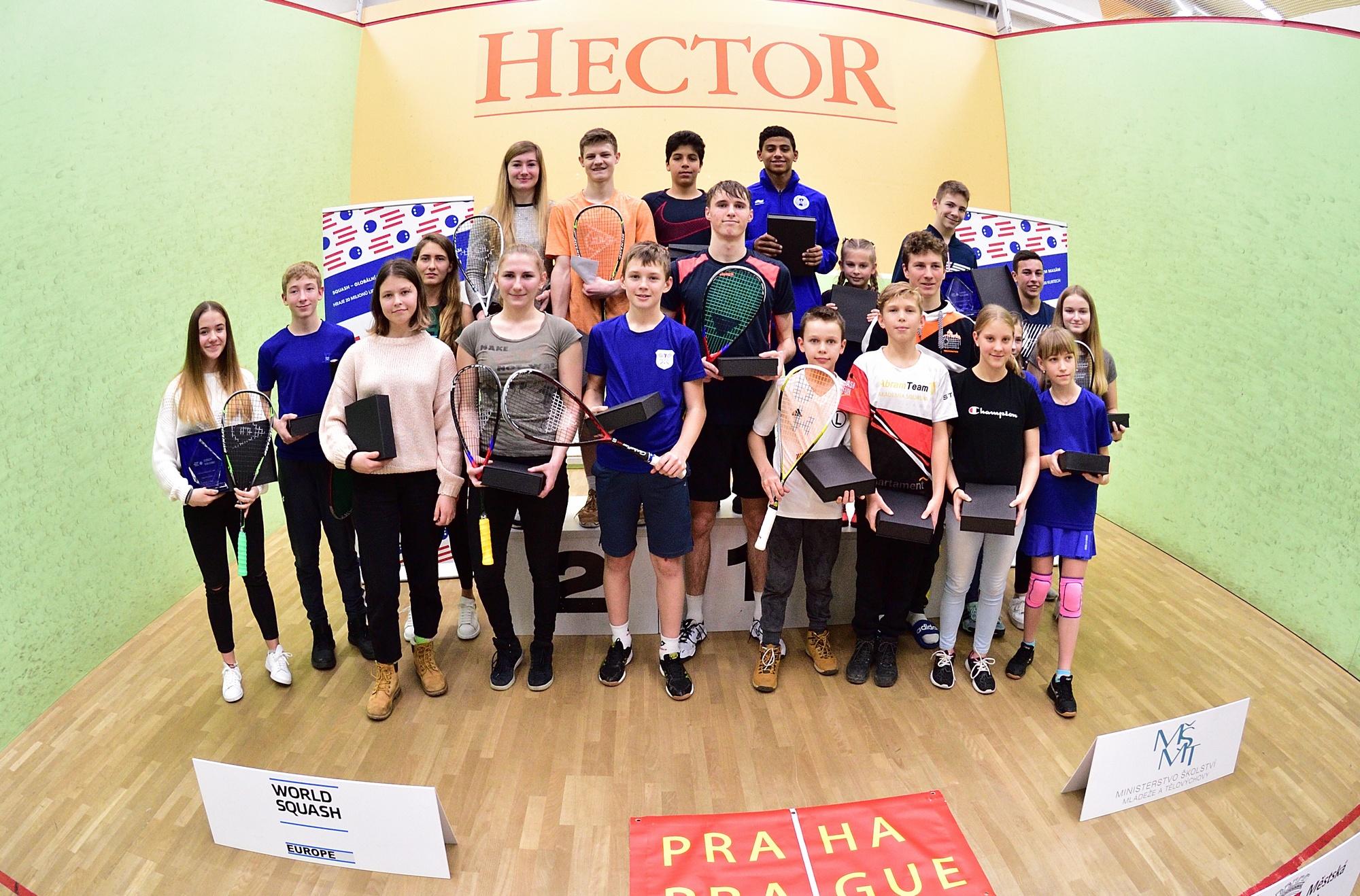 Czech Junior Open 2020: украинские юниоры привезли 4 медали!