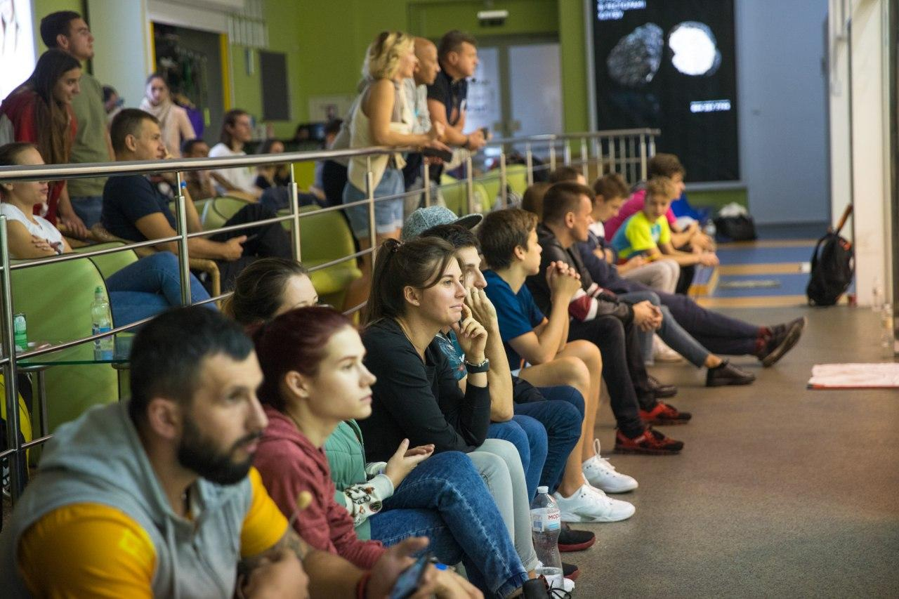 Kyiv Open Squash Cup 2020: how it was