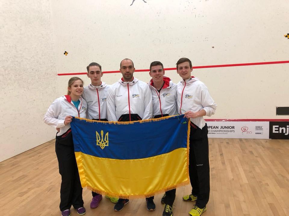 Україна вперше виступила на чемпіонаті Європи U-19