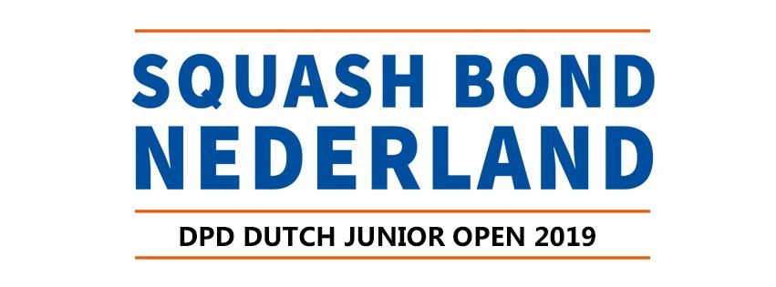 Дюжина юниоров из Украины на турнире Dutch Junior Open 2019!