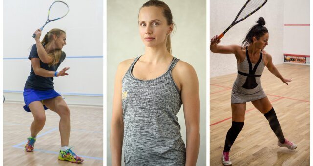 Will help to lose weight, reduce pain during PMS, improve mood: stories of 3 girls who chose squash