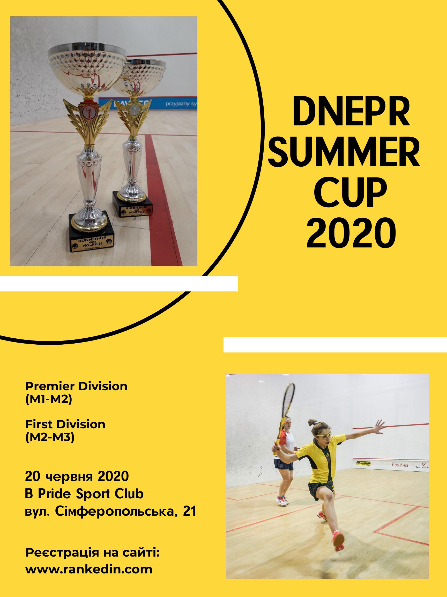 Dnepr Summer Cup 2020