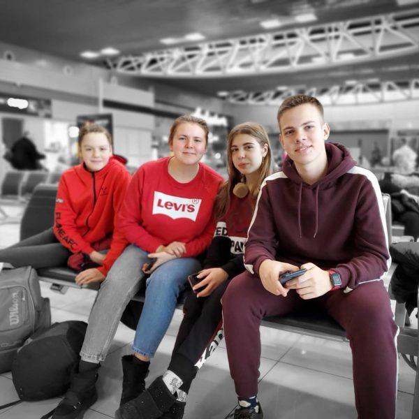 Czech Junior Open 2020: украинские сквошисты открывают сезон международных турниров!