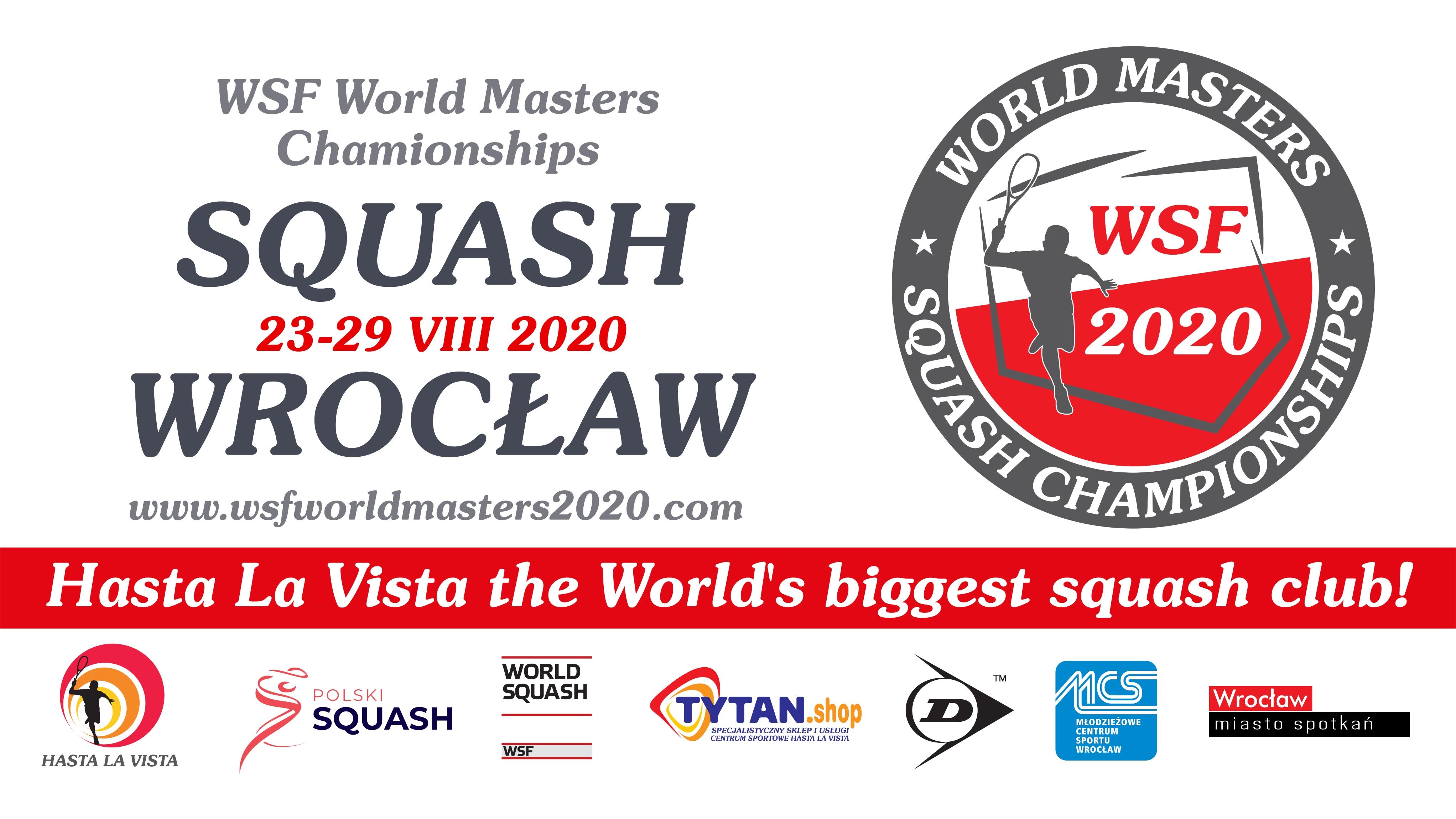 WSF World Masters Championship: прием заявок!