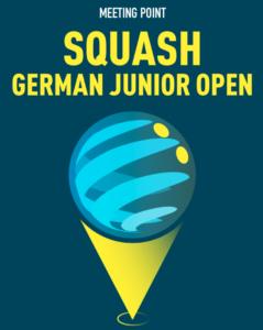 German Junior Open 2020: eight juniors in the super series tournament