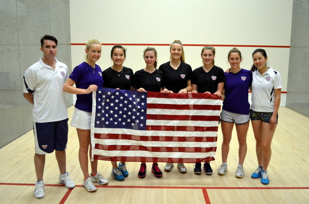 Sports scholarship in the USA for Ukrainian squash players!