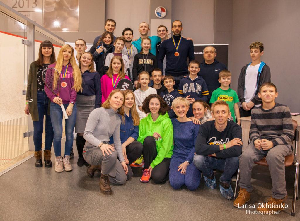 Чемпионат Украины-2018: триумф Федорука и Усенко