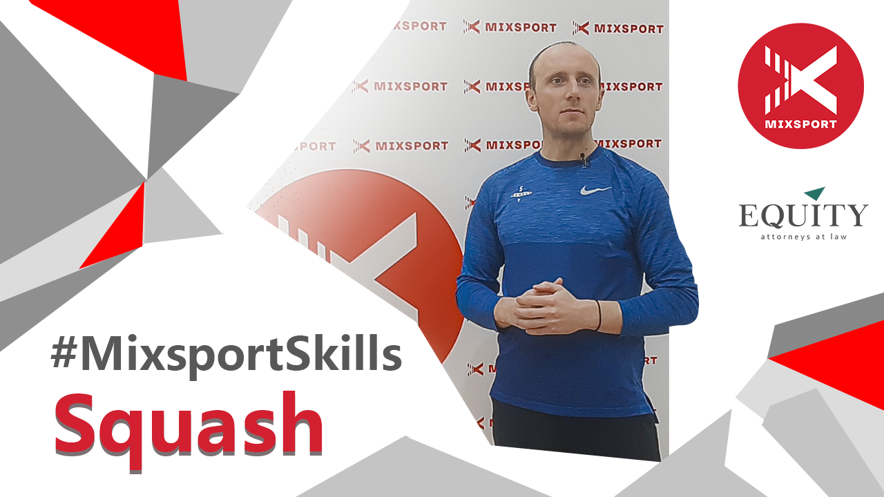 Squash as a lifestyle: a new issue of Mixsport Skills